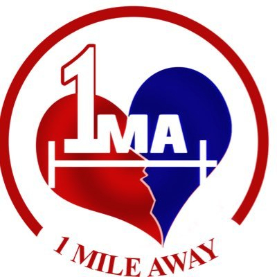 1mileaway logo