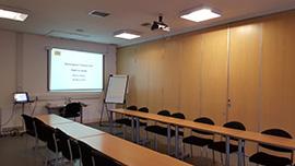 BS Training Room Centre Facilities