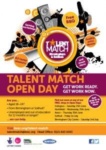 Talent Match Open Day June 2016 P1