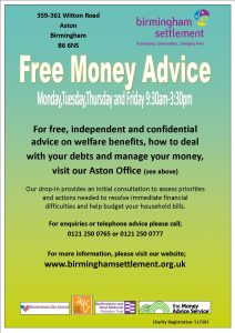 Money Advice Poster Feb 17 A4 BS colours