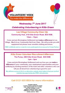 Volunteers' Week 2017 EB 310517