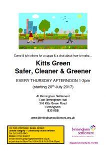 Safer, Cleaner, Greener 200717