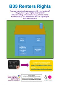 B33 Renters Rights 0050917