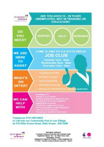 KG Job Club 290917