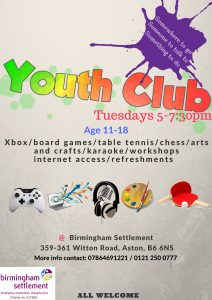 BS Youth Club