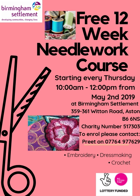 Free 12 wk Needlework Course (1)