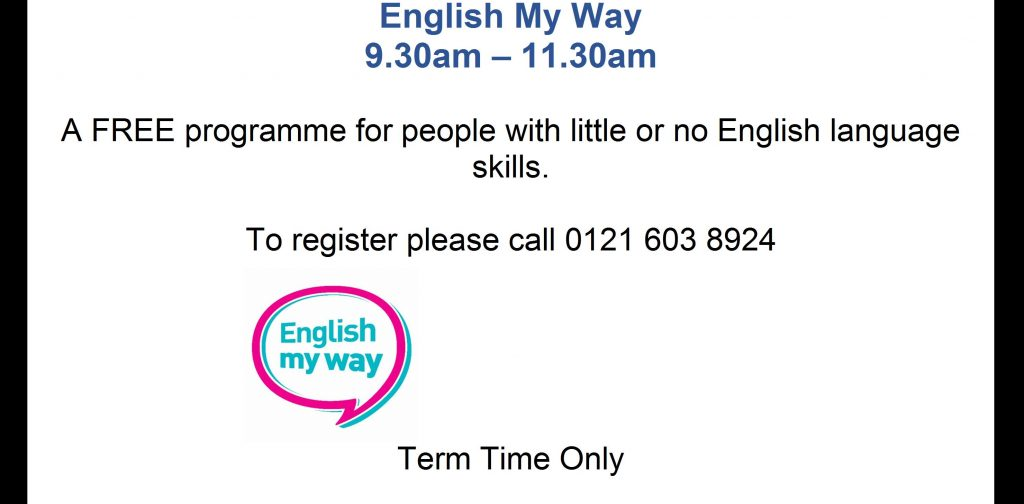 English My Way