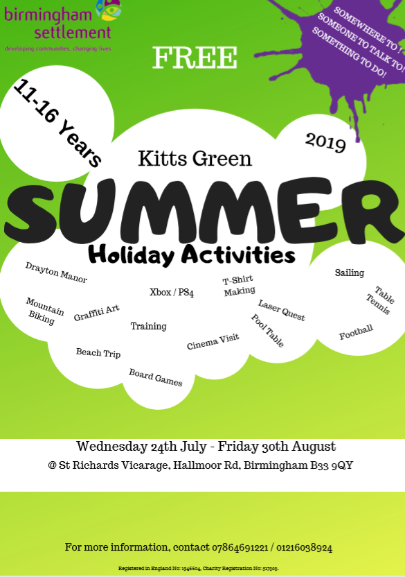 Ktts green summer youth