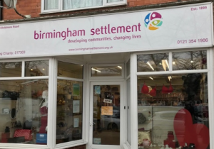 charity shop sutton coldfield birmingham